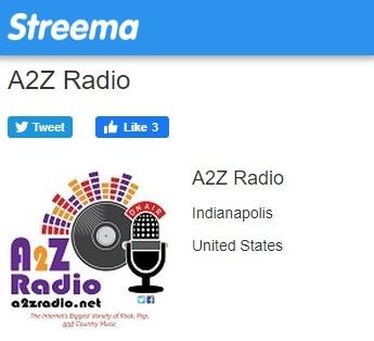 Listen on Streema
